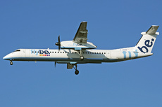 Aircraft Photo of G-ECOK | Bombardier DHC-8-402 Q400 | Flybe | AirHistory.net