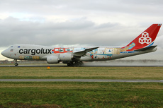 Aircraft Photo of LX-VCM | Boeing 747-8R7F/SCD | Cargolux | AirHistory.net