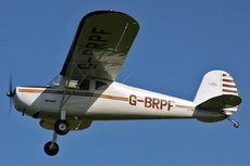 Aircraft Photo of G-BRPF | Cessna 120 | AirHistory.net