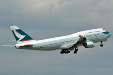 Aircraft Photo of B-HOT | Boeing 747-467 | Cathay Pacific Airways | AirHistory.net