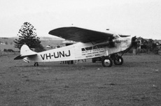 Aircraft Photo of VH-UNJ | Avro 618 Ten | Airlines of Australia | AirHistory.net #132341