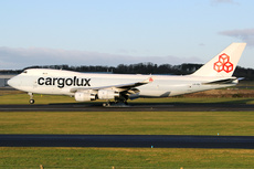 Aircraft Photo of LX-ICL | Boeing 747-467F/SCD | Cargolux | AirHistory.net