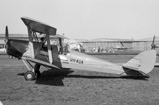 Aircraft Photo of VH-AUA | De Havilland DH.82A Tiger Moth | AirHistory.net