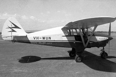 Aircraft Photo of VH-WUN | Piper PA-22-150 Caribbean | Corryong Air Taxi | AirHistory.net