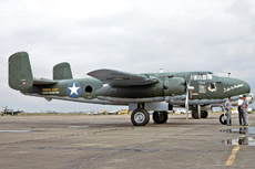 Aircraft Photo of N3161G | North American B-25J Mitchell | USA - Air Force | AirHistory.net
