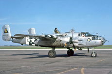 Aircraft Photo of N30801 / 430801 | North American B-25J Mitchell | USA - Air Force | AirHistory.net #132890
