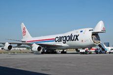 Aircraft Photo of LX-UCV | Boeing 747-4R7F/SCD | Cargolux | AirHistory.net