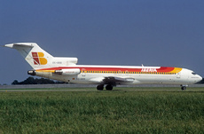 Aircraft Photo of EC-DDX | Boeing 727-256/Adv | Iberia | AirHistory.net #134457