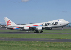 Aircraft Photo of LX-KCV | Boeing 747-4R7F/SCD | Cargolux | AirHistory.net