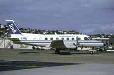 Aircraft Photo of ZK-ERU | Embraer EMB-110P1 Bandeirante | Air New Zealand Link | AirHistory.net