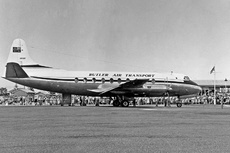 Aircraft Photo of VH-BAT | Vickers 747 Viscount | Butler Air Transport | AirHistory.net #136214
