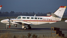Aircraft Photo of PH-FWE | Reims F406 Caravan II | AirHistory.net