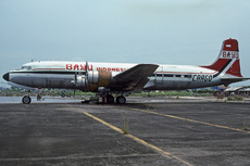 Aircraft Photo of PK-BAY | Douglas DC-6A | Bayu Indonesia Air | AirHistory.net