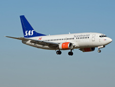 Aircraft Photo of LN-BRX | Boeing 737-505 | Scandinavian Airlines - SAS | AirHistory.net