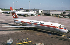 Aircraft Photo of HB-IDO | McDonnell Douglas DC-9-32 | Swissair | AirHistory.net #138170