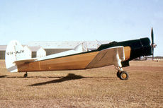Aircraft Photo of VH-AJH | Kingsford Smith KS-2 Cropmaster | AirHistory.net