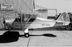 Aircraft Photo of VH-KFE | Piper PA-22-108 Colt | Kingsford Smith Flying Service | AirHistory.net