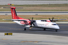 Aircraft Photo of HB-JQB | Bombardier DHC-8-402 Q400 | Baboo | AirHistory.net
