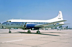Aircraft Photo of 54-2808 / 42808 | Convair VC-131D (340-79) | USA - Air Force | AirHistory.net