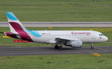 Aircraft Photo of D-ABGP | Airbus A319-112 | Eurowings | AirHistory.net