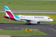 Aircraft Photo of D-AGWY | Airbus A319-132 | Eurowings | AirHistory.net