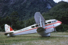 Aircraft Photo of ZK-AKY | De Havilland DH.89A Dragon Rapide | NZ Tourist Air Travel | AirHistory.net