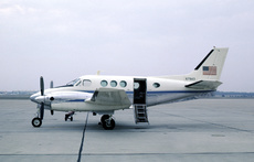 Aircraft Photo of 66-7943 / 69743 | Beech VC-6A King Air (65-90) | USA - Air Force | AirHistory.net