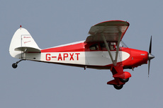 Aircraft Photo of G-APXT | Piper PA-22-150 Caribbean | AirHistory.net