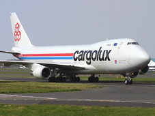 Aircraft Photo of LX-GCV | Boeing 747-4R7F/SCD | Cargolux | AirHistory.net