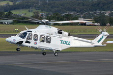 Aircraft Photo of VH-TJI | AgustaWestland AW-139 | Ambulance Service Of New South Wales | AirHistory.net
