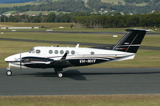 Aircraft Photo of VH-MHV | Beech B200 Super King Air | Pay's Helicopters | AirHistory.net