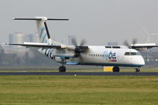 Aircraft Photo of G-ECOM | Bombardier DHC-8-402 Q400 | Flybe | AirHistory.net
