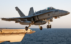Aircraft Photo of 164891 | McDonnell Douglas F/A-18C Hornet | USA - Marines | AirHistory.net