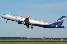 Aircraft Photo of VP-BFX | Airbus A321-211 | Aeroflot - Russian Airlines | AirHistory.net