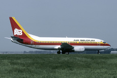 Aircraft Photo of OO-ILF | Boeing 737-3Q8 | Air Belgium | AirHistory.net