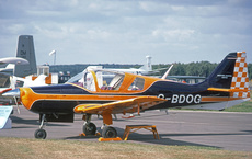 Aircraft Photo of G-BDOG | Scottish Aviation Bulldog 200 (Bullfinch) | Scottish Aviation Limited | AirHistory.net