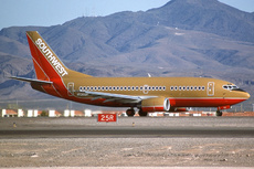 Aircraft Photo of N520SW | Boeing 737-5H4 | Southwest Airlines | AirHistory.net