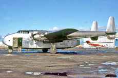 Aircraft Photo of N4752C | Fairchild C-82A Packet | Northern Air Cargo - NAC | AirHistory.net