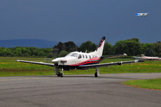 Aircraft Photo of D-FLUX | Socata TBM-850 (700N) | AirHistory.net