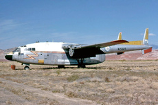 Aircraft Photo of N15505 | Fairchild C-119G Flying Boxcar | Hawkins & Powers Aviation | AirHistory.net