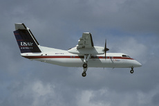 Aircraft Photo of N977HA | De Havilland Canada DHC-8-102 Dash 8 | USAir Express | AirHistory.net