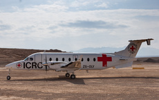 Aircraft Photo of ZS-OLY | Beech 1900D | ICRC - International Committee of the Red Cross | AirHistory.net