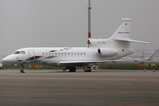 Aircraft Photo of D-AGBI | Dassault Falcon 7X | AirHistory.net