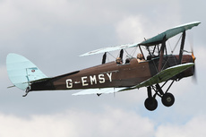 Aircraft Photo of G-EMSY | De Havilland DH.82A Tiger Moth II | AirHistory.net