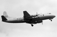 Aircraft Photo of SE-IVY | Vickers 815 Viscount | Baltic Aviation | AirHistory.net