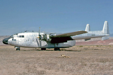 Aircraft Photo of N961S | Fairchild C-119F Flying Boxcar | Hawkins & Powers Aviation | AirHistory.net