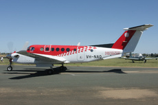 Aircraft Photo of VH-NAO | Beechcraft 350C King Air (B300C) | Ambulance Service Of New South Wales | AirHistory.net