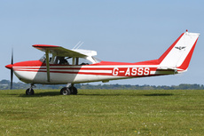 Aircraft Photo of G-ASSS | Cessna 172E Skyhawk | AirHistory.net