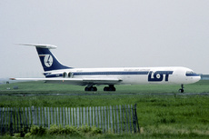 Aircraft Photo of SP-LAE | Ilyushin Il-62 | LOT Polish Airlines - Polskie Linie Lotnicze | AirHistory.net