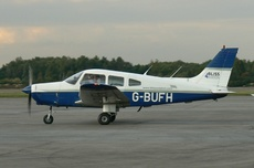 Aircraft Photo of G-BUFH | Piper PA-28-161 Cadet | Bliss Aviation | AirHistory.net